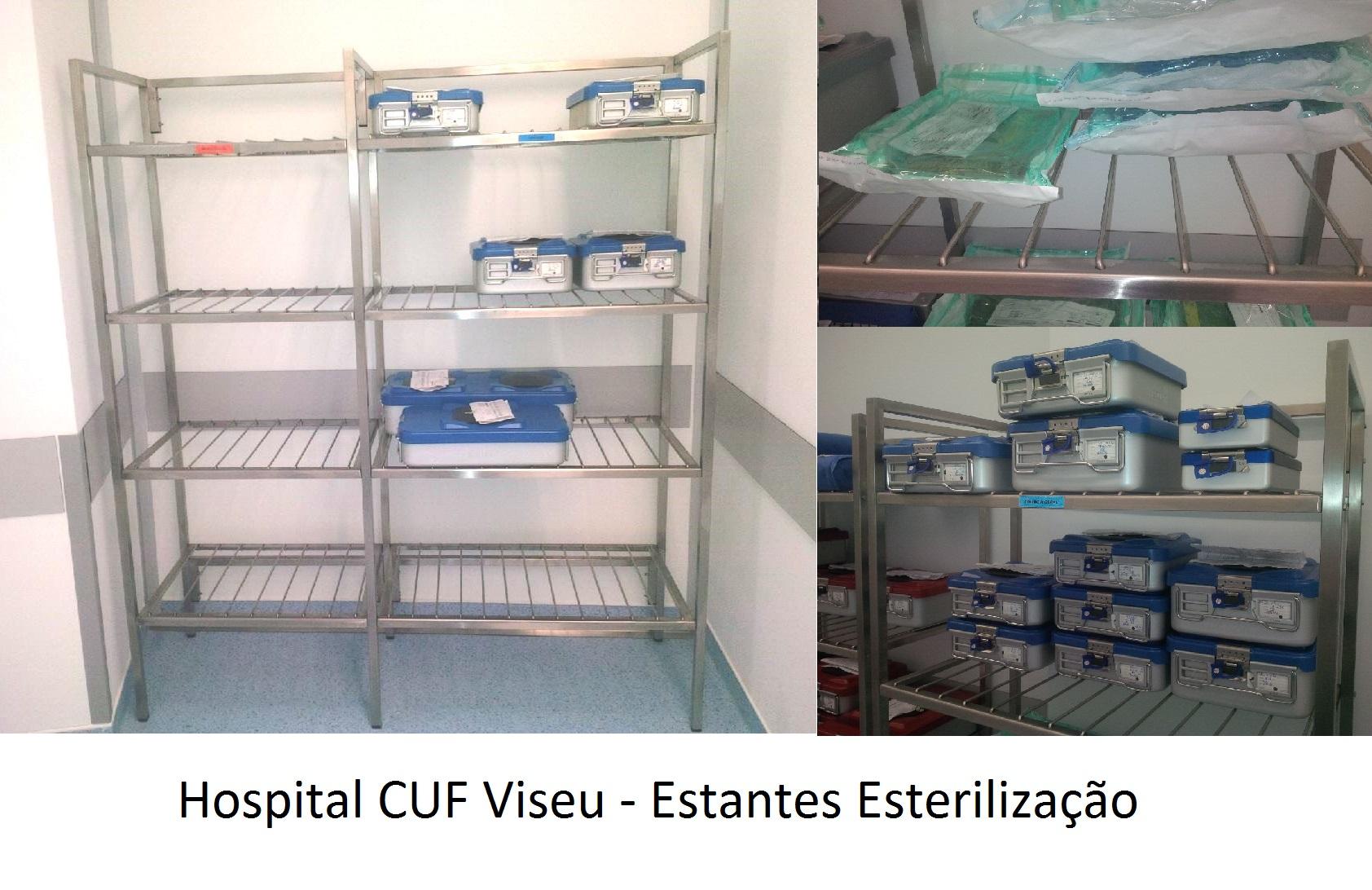Cuf Viseu esterilização